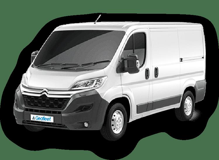 Renting Citroën Jumper